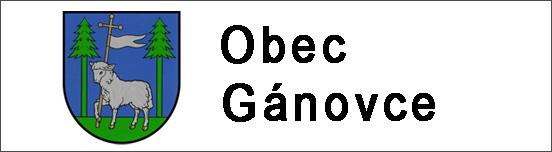 Obec Gánovce